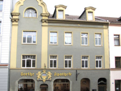 Kauf des Gebäudes Goschwitzstraße 27