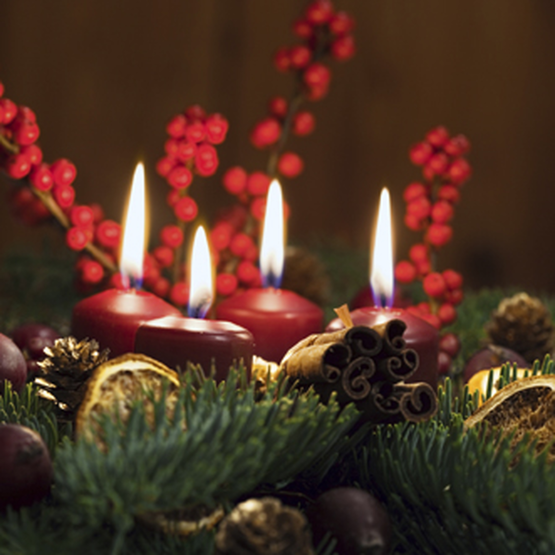Looking forward to Advent